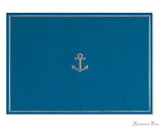 Peter Pauper Press Notecards - 5 x 3.5, Anchor