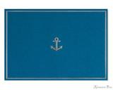 Peter Pauper Press Notecards - 5 x 3.5, Anchor