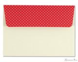 Peter Pauper Press Thank You Notecards - 5 x 3.5, Perching Owls -Envelope