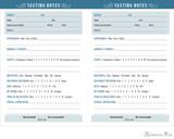 Peter Pauper Press Journal - Spirits Tasting Journal - Notes