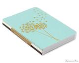Peter Pauper Press Jotter Mini Notebooks - Dandelion Wishes (3 Pack) - Side