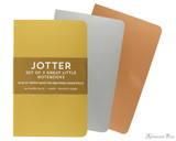 Peter Pauper Press Jotter Mini Notebooks - Foil (3 Pack)