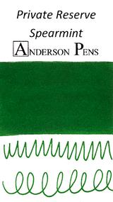 Private Reserve Spearmint Ink Sample (3ml Vial)