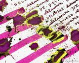 Sailor US 50 State Ink Series - Delaware Ink Sample (3ml Vial) - Writing Sample
