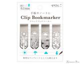 Midori Bookmarker Clip - Weather