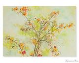 Peter Pauper Press Notecards - 5 x 3.5, Dogwood Blossoms