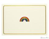 Peter Pauper Press Notecards - 5 x 3.5, Rainbow