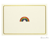 Peter Pauper Press Notecards - 5 x 3.5, Rainbow