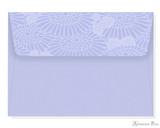 Peter Pauper Press Notecards - 5 x 3.5, Laser-Cut Blossom - Envelope