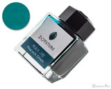 3 Oysters Delicious Peacock Green Ink (38ml Bottle) - Bottle