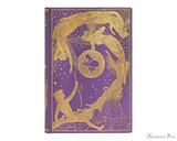 Paperblanks Mini Journal - Violet Fairy, Lined