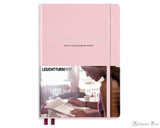 Leuchtturm1917 Some Lines A Day Memory Book - A5, Lined - Powder