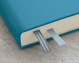 Leuchtturm1917 Some Lines A Day Memory Book - A5, Lined - Powder - Bookmarks