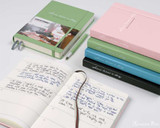 Leuchtturm1917 Some Lines A Day Memory Book - A5, Lined - Sage - Beauty
