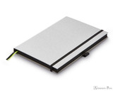Lamy Hardcover Notebook - A5, Blank Black