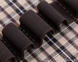 Girologio 12 Pen Case - Bomber Tan - Loops