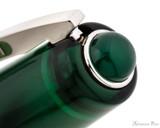 Visconti Homo Sapiens Demo Stones Fountain Pen - Emerald - Jewel