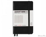 Leuchtturm1917 Notebook - A6, Graph - Black