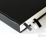 Leuchtturm1917 Bullet Journal Edition 2 - A5, Dot Grid - Black - Bookmarks
