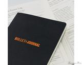Leuchtturm1917 Bullet Journal Edition 2 - A5, Dot Grid - Black - Insert