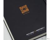 Leuchtturm1917 Bullet Journal Edition 2 - A5, Dot Grid - Black - QR