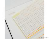 Leuchtturm1917 Bullet Journal Edition 2 - A5, Dot Grid - Black - Stickers