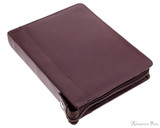 Girologio 24 Pen Case - Brown Leather