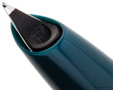 Parker 51 Fountain Pen - Teal Blue - Feed