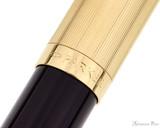 Parker 51 Fountain Pen - Deluxe Plum - Trimband