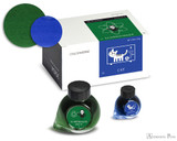 Colorverse Schrodinger and Cat Glistening Ink (65ml and 15ml Bottles)