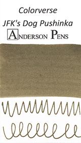 Colorverse JFK's Dog Pushinka - Ink Swab