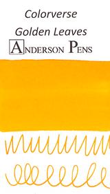 Colorverse Golden Leaves - Ink Swab