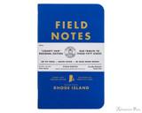 Field Notes Notebooks - County Fair, Rhode Island (3 Pack)