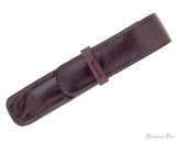 Girologio 1 Pen Case - Oxblood