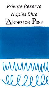 Private Reserve Naples Blue Ink (60ml Bottle)