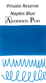 Private Reserve Naples Blue Ink Sample (3ml Vial)