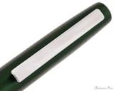 Lamy Aion Ballpoint - Dark Green - Clip