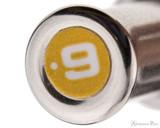 Pentel GraphGear 1000 Automatic Drafting Pencil (0.9mm) - Yellow - Top of Cap