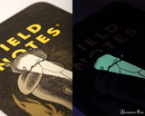 Field Notes Notebooks - Haxley (2 Pack) - Glow in the Dark