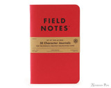 Field Notes Notebooks - 5E Gaming Character Journals (2 Pack)