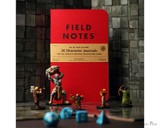 Field Notes Notebooks - 5E Gaming Character Journals (2 Pack) - Minis