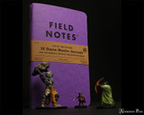 Field Notes Notebooks - 5E Gaming Game Master Journals (2 Pack)