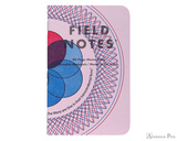 Field Notes Notebooks - LE United States of Letterpress Set A (3 Pack) - Circle Solo