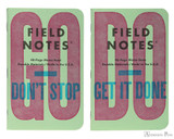 Field Notes Notebooks - LE United States of Letterpress Set B (3 Pack) - Ben Pair