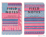 Field Notes Notebooks - LE United States of Letterpress Set B (3 Pack) - Vetter Pair