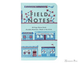 Field Notes Notebooks - LE United States of Letterpress Set C (3 Pack) - Star Solo