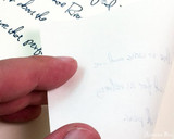 Tomoe River Loose Sheets - B5, Blank - White - No Bleed