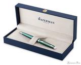 Waterman Hemisphere Ballpoint - Riviera Vineyard Green - Box