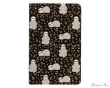 Peter Pauper Press Jotter Mini Notebooks - Sloths (3 Pack) - Cover Black