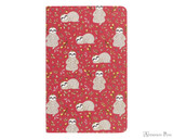 Peter Pauper Press Jotter Mini Notebooks - Sloths (3 Pack) - Cover Red